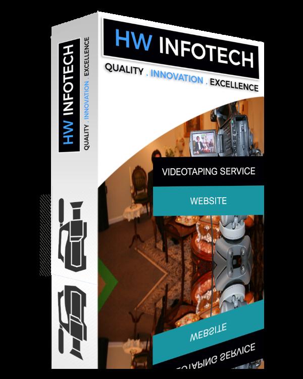 Videotaping Service Website Clone   Videotaping Service Website Script   Hw Infotech