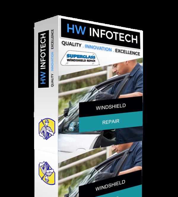 Windshield Repair Website Clone | Windshield Repair Website Script | Hw Infotech